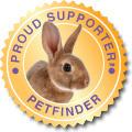 Petfinder.com - Rabbit Seal of Approval