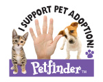 Petfinder.com - I Support Pet Adoption