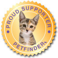 Petfinder.com - Cat Seal of Approval