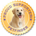 Petfinder.com - Dog Seal of Approval