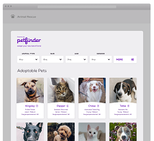 Embeddable Pet List