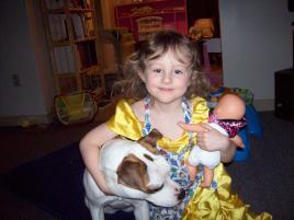 Photo of Ellie, a dog