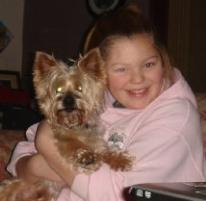 Photo of Monty, a dog