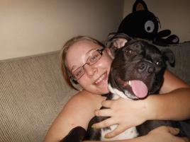Photo of Quinn, a dog