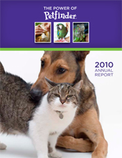 Petfinder 2010 Annual Report