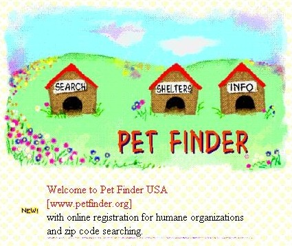 Petfinder.com 1998