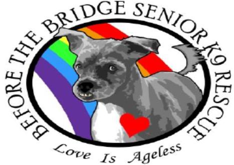 Before the Bridge Senior K9 Rescue