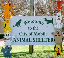City of Mobile Animal Shelter