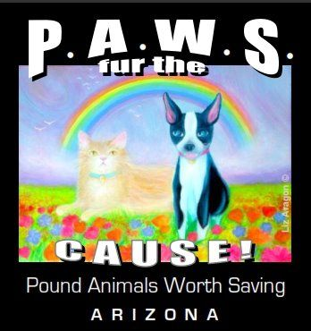 Pound Animals Worth Saving (P.A.W.S.) Fur the Cause