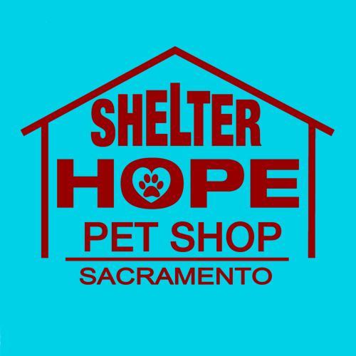 Shelter Hope Pet Shop Sacramento