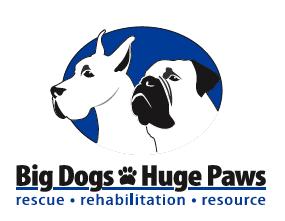 Big Dogs Huge Paws, Inc