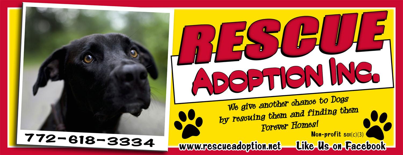 Rescue Adoption, Inc