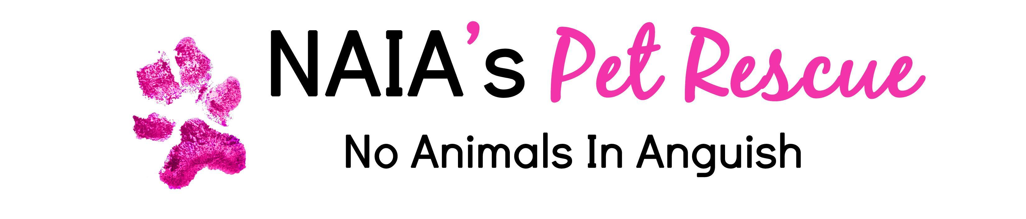 NAIA's Pet Rescue
