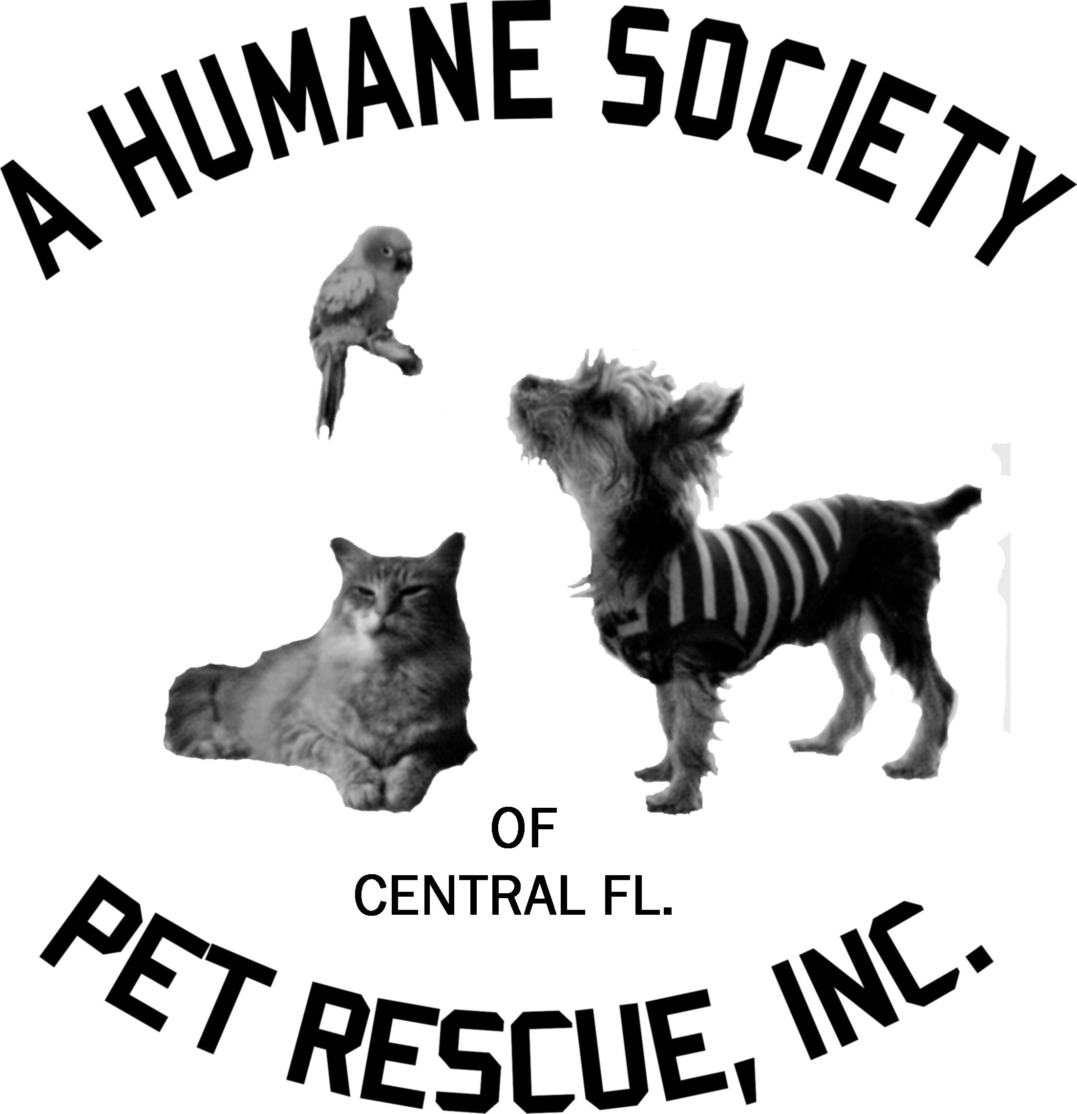 A Humane Society of Central Florida Pet Rescue