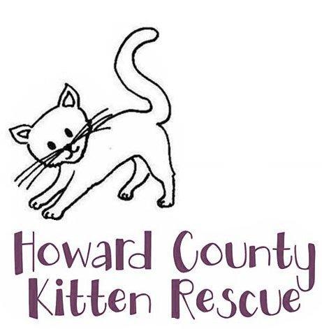 Howard County Kitten Rescue