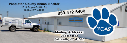 Pendleton County Animal Shelter
