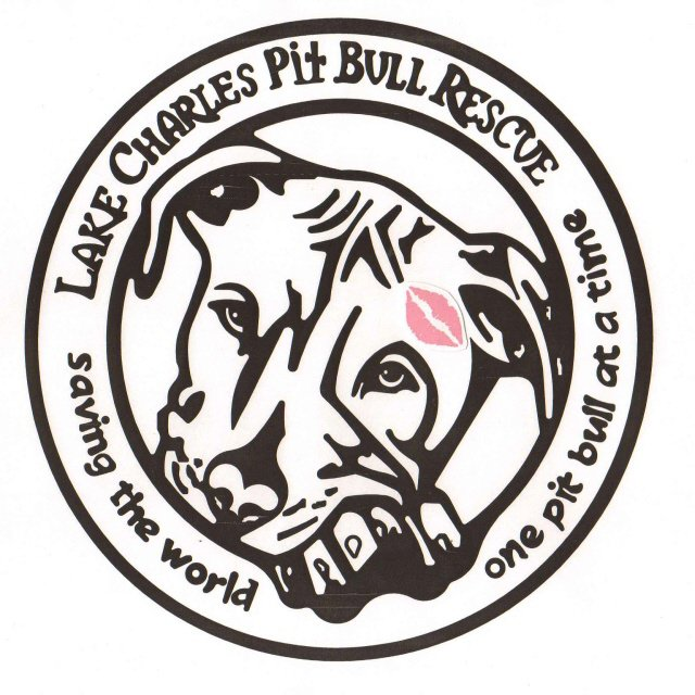 Lake Charles Pit Bull Rescue