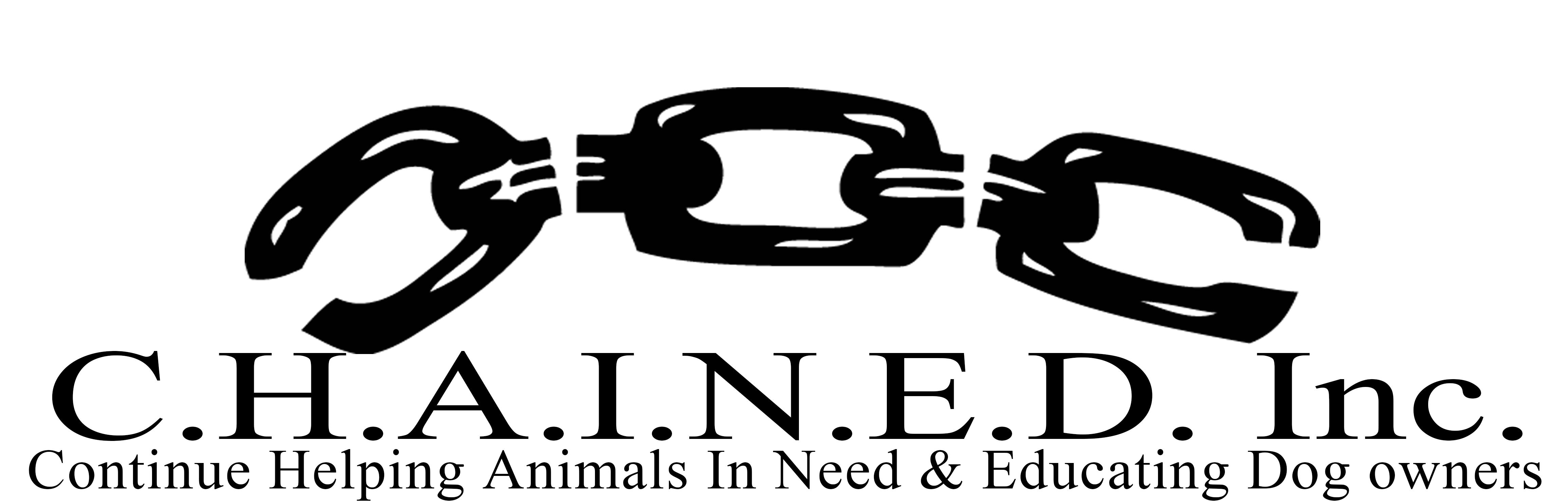 C.H.A.I.N.E.D. Inc. - Continuing Helping Animals in Need & Educating Dog owners
