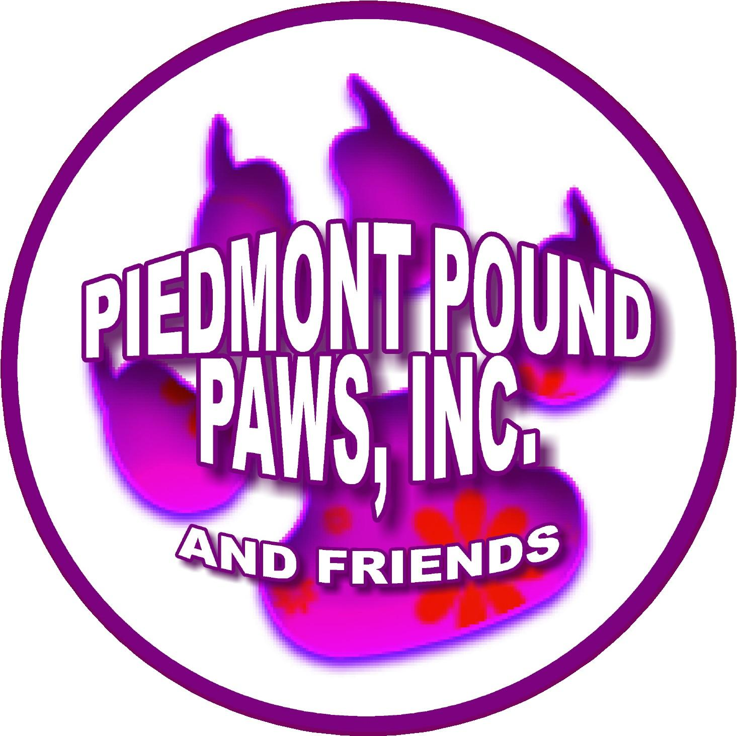 Piedmont Pound Paws, Inc.