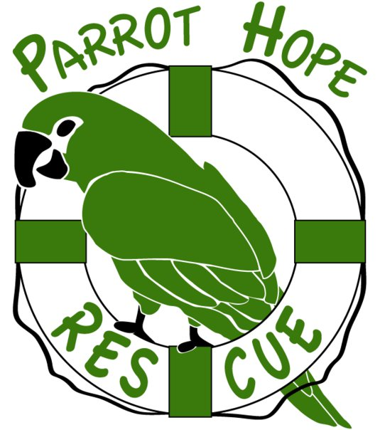 Parrot Hope Rescue