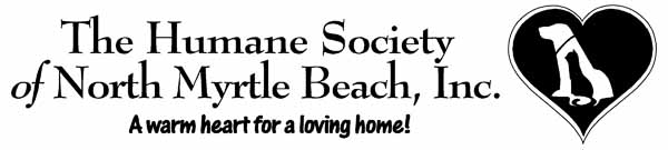 The Humane Society of North Myrtle Beach Inc.