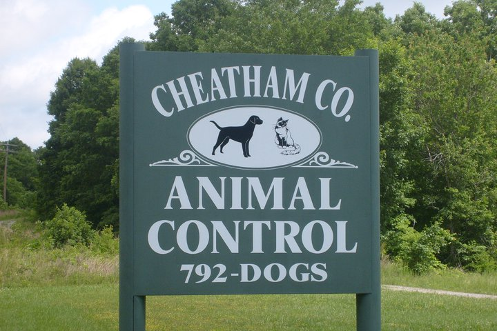 Cheatham County Animal Control Shelter