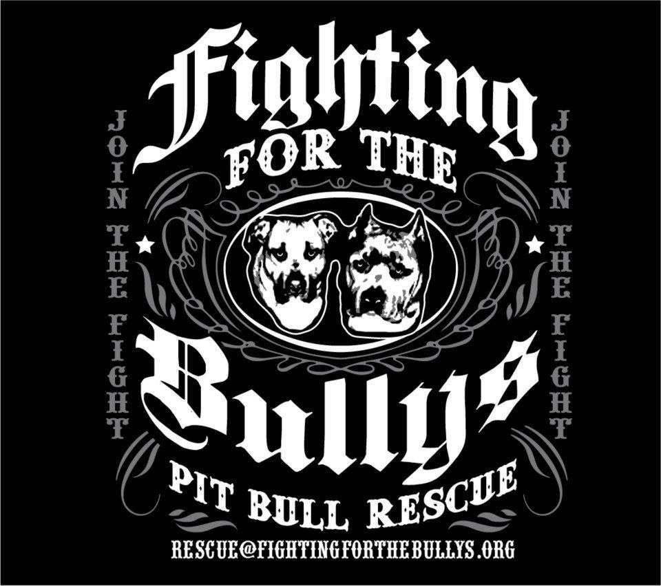 Fighting For The Bullys Pit Bull Rescue