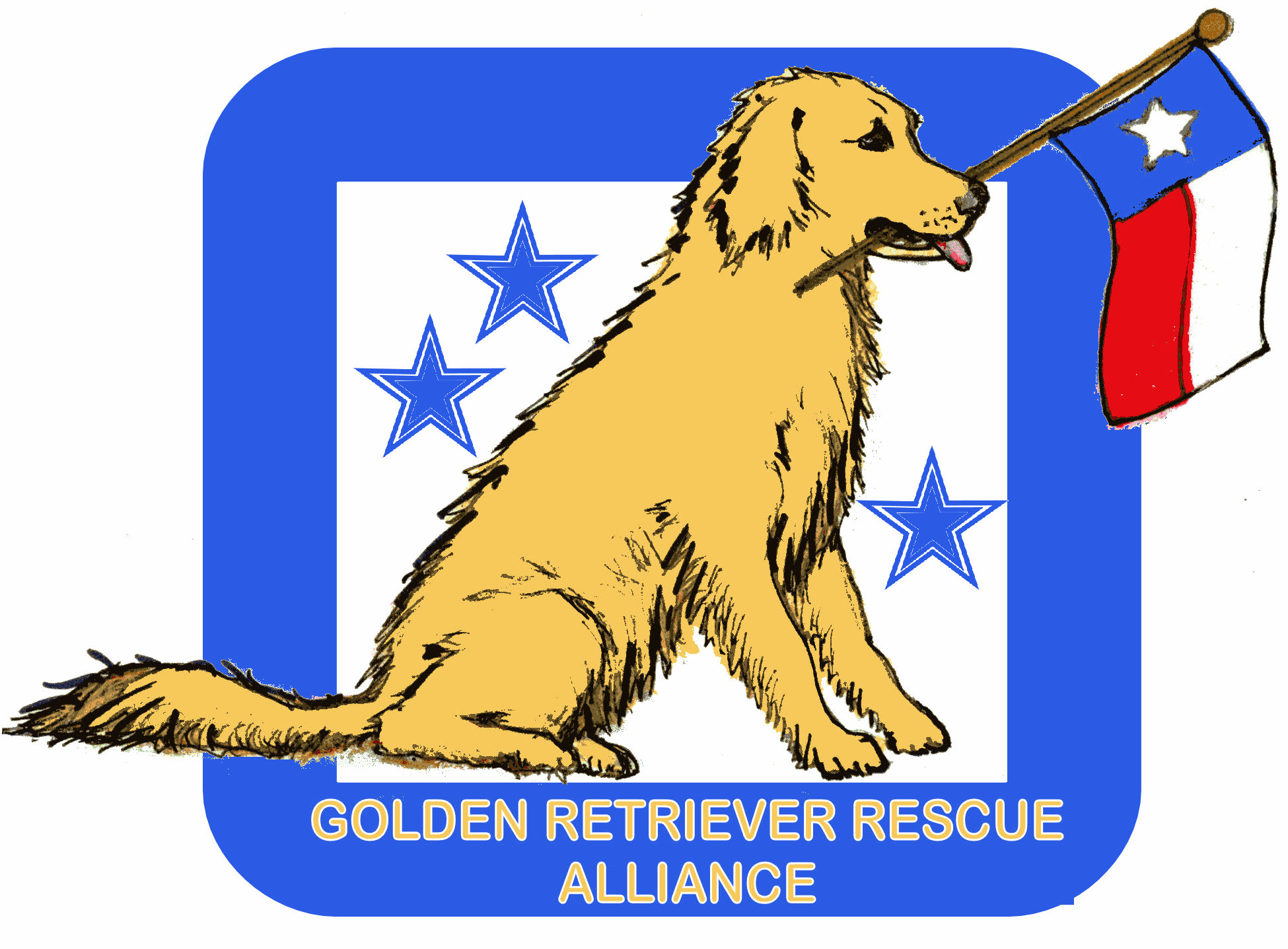 Golden Retriever Rescue Alliance