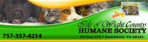 Isle of Wight County Humane Society