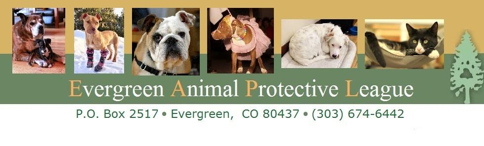 Evergreen Animal Protective League EAPL