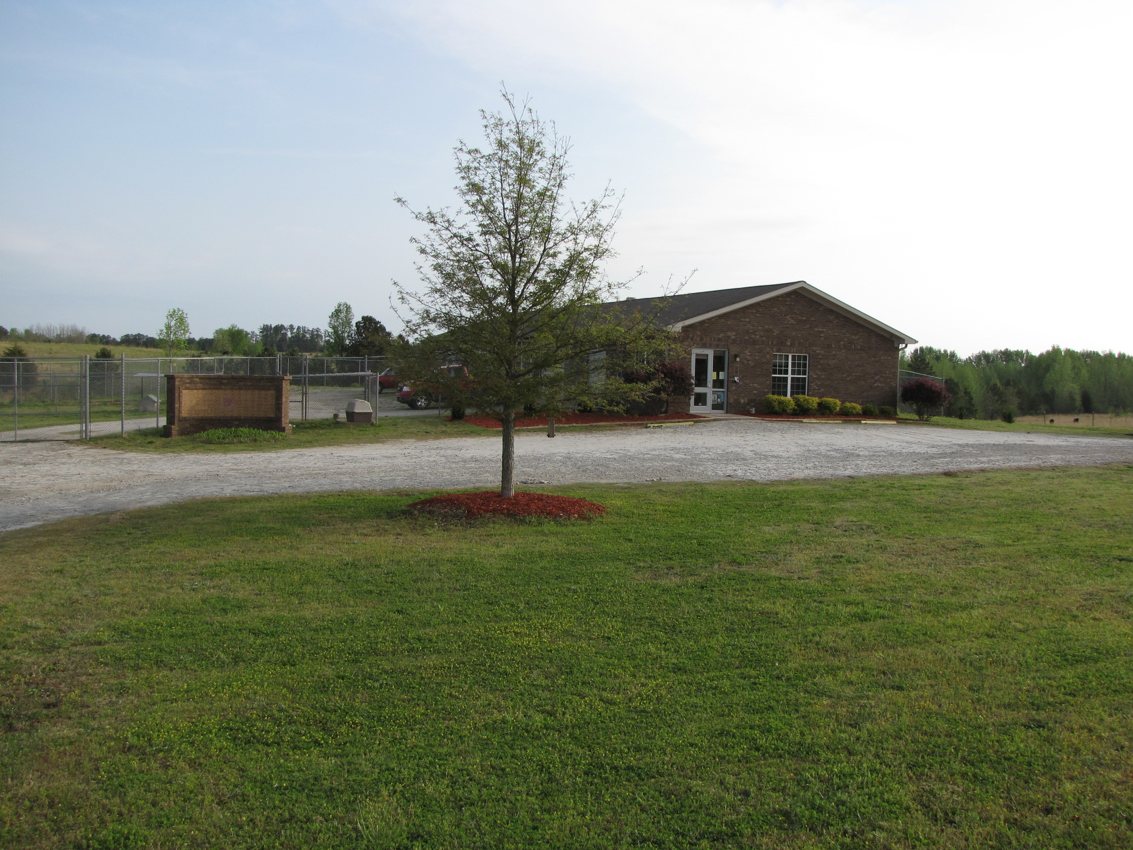 Meriwether County Animal Shelter