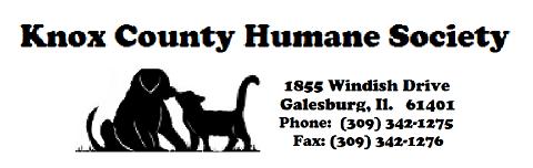 Knox County Humane Society (PAWC)