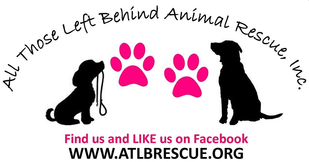 All Those Left Behind Animal Rescue, Inc.