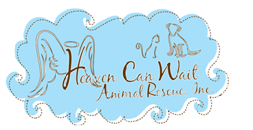 Heaven Can Wait Animal Rescue, Inc.