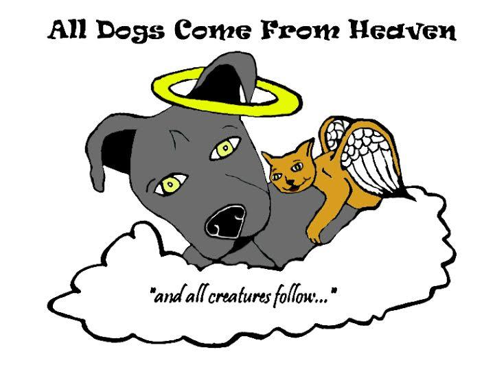 All Dogs Come From Heaven Rescue