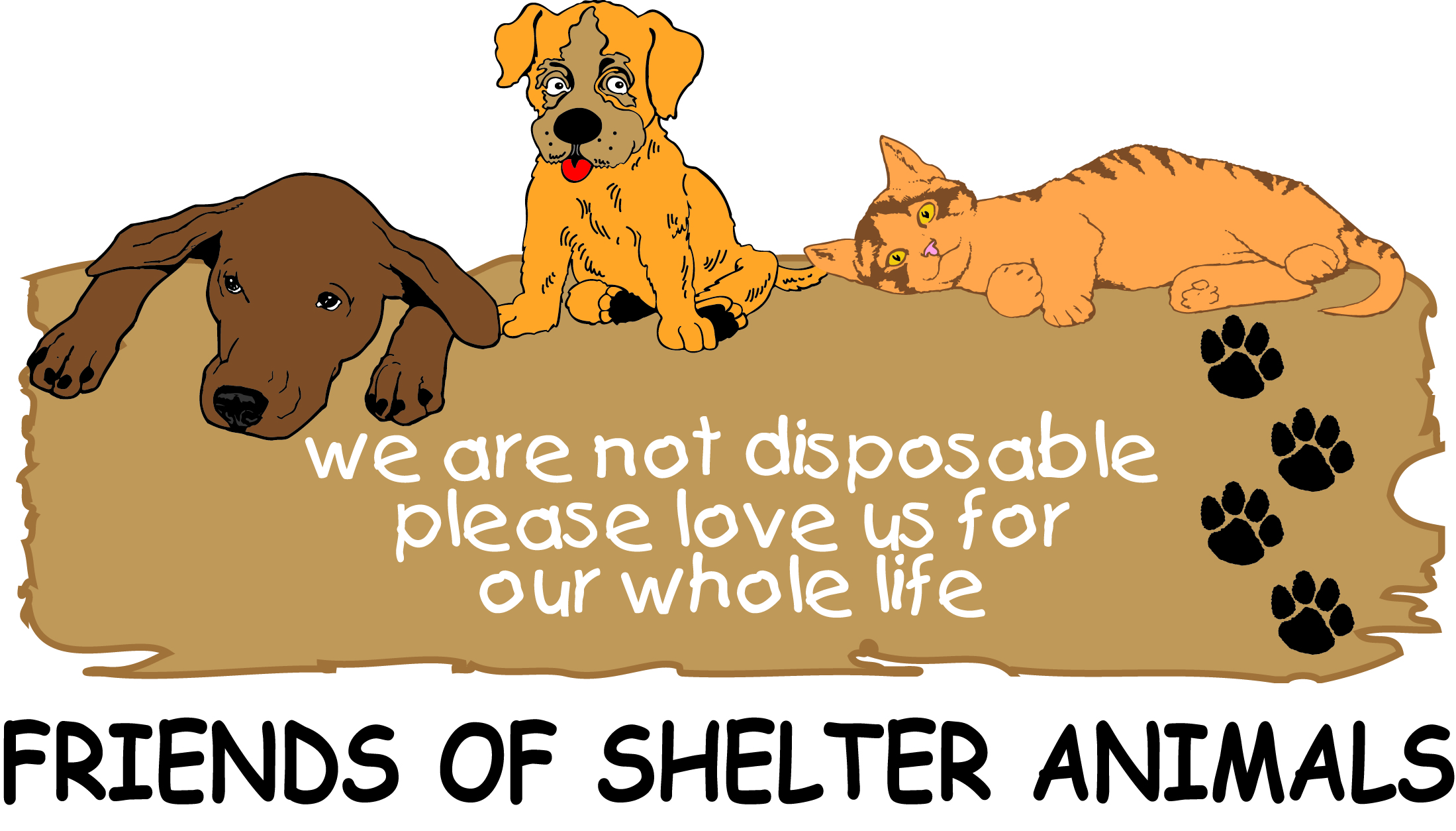 Friends of Shelter Animals Rescue & Sanctuary Inc.