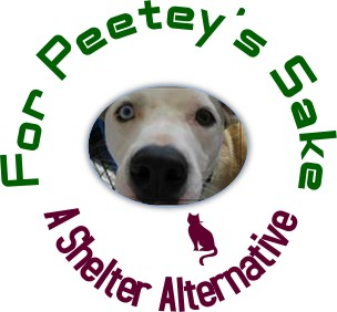 For Peetey's Sake Dog and Cat Rescue